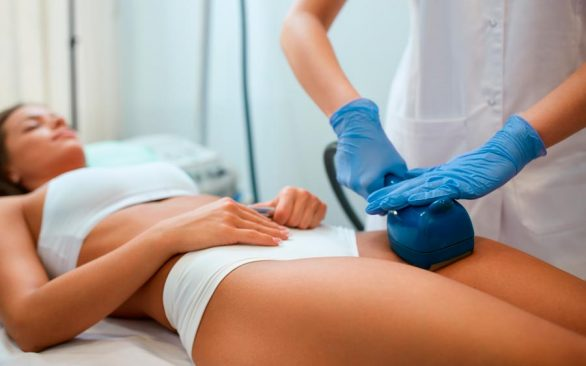 HIFU Body Sculpting Treatment at Laser Life Clinic - West London's best-kept beauty secret.