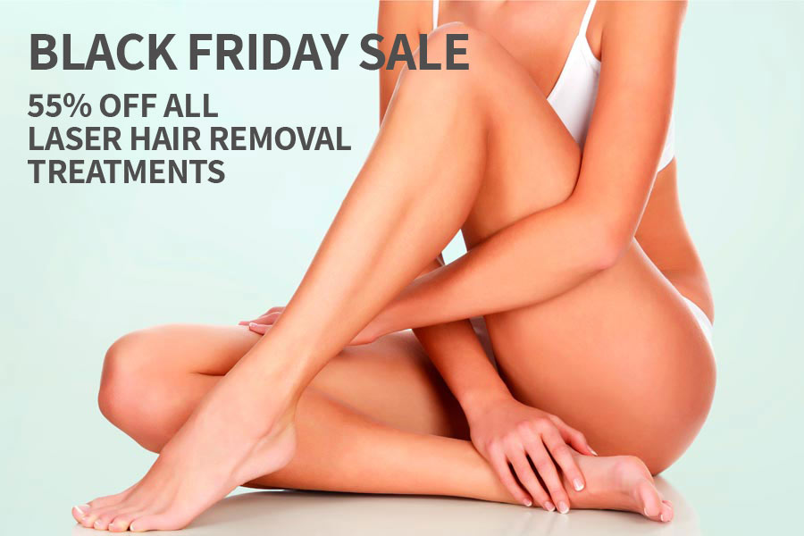 55% Off Laser Hair Removal at Laser Life Clinic - West London