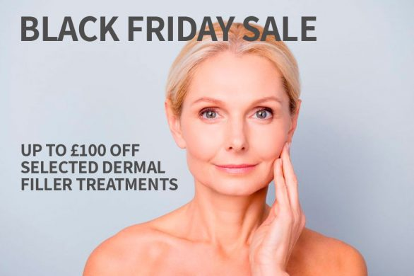 Black Friday Sale! Up to £100 off selected Dermal Filler Treatments