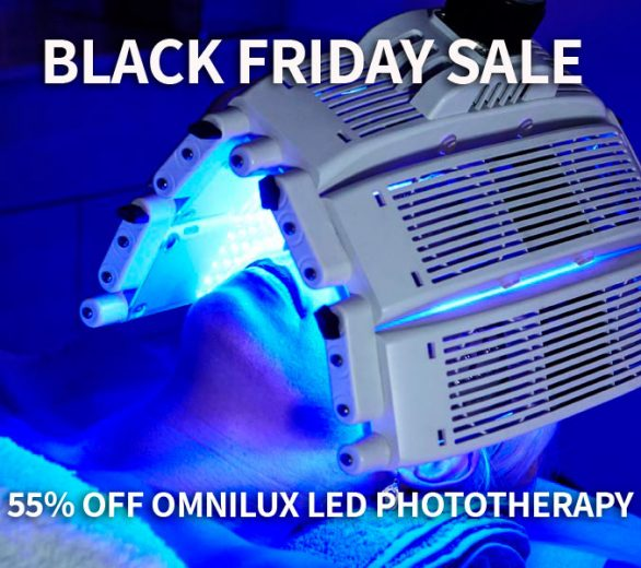 Black Friday Sale - 55% off Omnilux LED Phototherapy